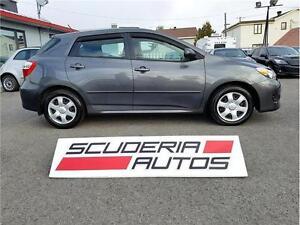 Toyota Matrix 2010, Bas Km, Automatique, Équipé, Impeccable !