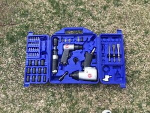 Air tool set
