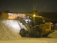 SNOW: LOADER / AG TRACTOR PLOW OPERATORS (EXPERIENCED)