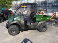 Brand New Mule  610 4x4 Only $ 7995.00