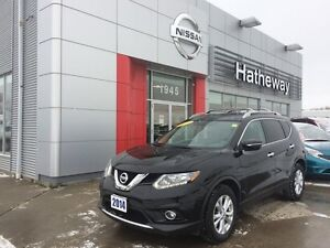2014 Nissan Rogue SV 4dr Front-wheel Drive