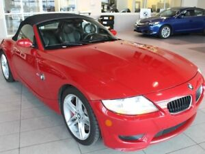 2007 BMW Z4 BASE - Super Low km, Convertible, Heated Leather S