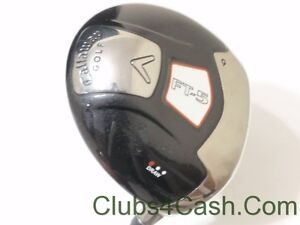 Callaway FT-5 I-Mix Driver 9* DRAW Graphite Design YS-6+ Regular Flex...NEW