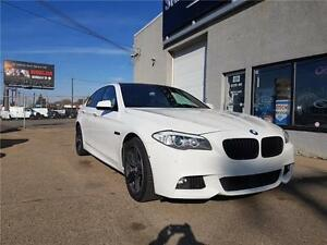 2011 BMW 550i xDrive, M-pack with ALL options available!!!