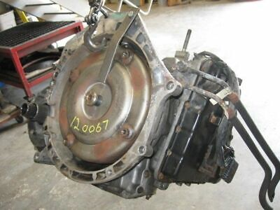 02 03 04 05 JAGUAR X TYPE AUTOMATIC TRANSMISSION 286656