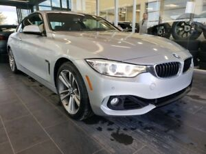 2014 BMW 4 Series XDRIVE, HEATED SEATS, NAVI, REAR VIEW CAMERA,