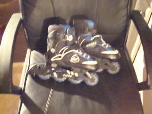 ULTRA WHEELS rollerblades Size small brand new $45