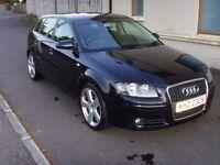 2006 Audi A3 2.0 tdi sport 140bhp