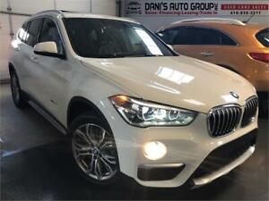 2016 BMW X1 xDrive28i Navigation Leather Panoramic Roof