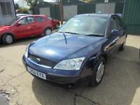 Ford Mondeo 2.0 LX 5dr LOW MILEAGE