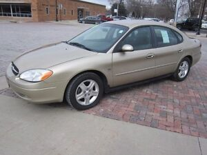 2000 Ford Taurus Sedan AS IS
