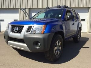 2013 Nissan Xterra PRO4X AUTO LEATHER Accident Free,  Navigation