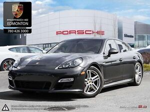 2013 Porsche PANAMERA GTS- Local Edmonton Vehicle - 2 Year Unlim