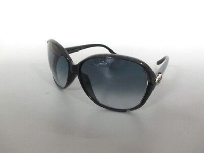 Auth GUCCI Lovely GG3525/K/S Black Plastic Sunglass