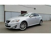 2011 Lexus IS 250 PREMIUM AWD-LEATHER-SUNROOF **ONLY $19488**