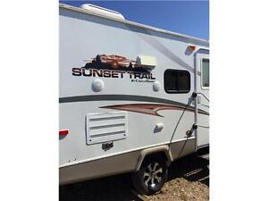 2011 SunSet Trail 17 CK foot Hybrid