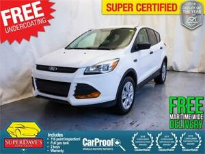 2013 Ford Escape SE AWD *Warranty* $133.49 Bi-Weekly OAC