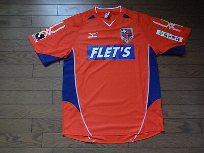Omiya Ardija 100% Original Jersey 2005 Home L BNWOT NEW Japan J-League [1588] image