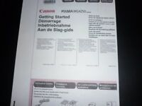 canon mg 4250 wi fi 3in1 printer new mail order return all tested
