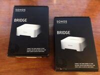 Sonos Bridges (x2) £50 for the pair