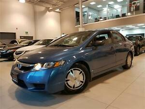 2010 Honda Civic Sdn DX-G-AUTOMATIC-CERTIFIED