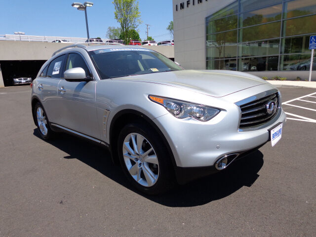 Infiniti : FX Base Sport Utility 4-Door Certified 3.5L NAV Back Up Camera Anti-Theft Device(s) Side Air Bag System