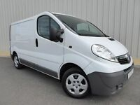Vauxhall Vivaro 2.7T CDTI 115 SWB Van, 5 Door, 1 Owner, Superb Condition Throughout, No Vat on Price