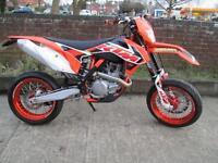 KTM 450 SXF MOTORCYCLE