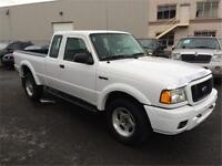 2005 Ford Ranger XL, FINANCEMENT MAISON, $5,995