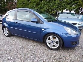 Ford Fiesta 1.25 Zetec Climate Edition, Low Genuine Miles, Cheap Insurance, in Fabulous Condition