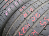 275/35/20 Pirelli P Zero TM, Runflat, BMW x2 A Pair, 6.6mm (168 High Road, Romford, RM6 6LU)