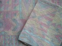Bedding single size pink / grey / blue duvet cover & pillowcase - southbourne