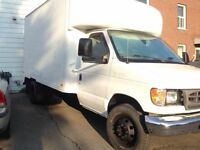 Camion Ford CTV Cube 2000 - 99 000km!!! Turbo Diesel 7.3