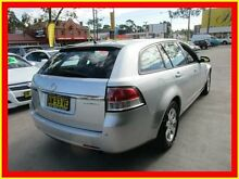 2008 Holden Commodore VE MY09 Omega Silver 4 Speed Automatic Wagon North Parramatta Parramatta Area Preview