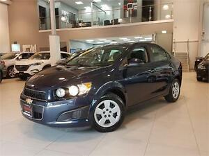 2015 Chevrolet Sonic LS-AUTOMATIC-ONLY 24KM