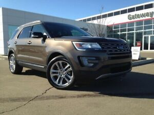 2016 Ford Explorer XLT 6 Pass, Leather, Nav, Backup Cam, Moon Ro