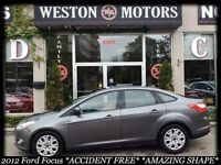 2012 Ford Focus *SE*LOW KMS!*ACC FREE*BUY HERE-PAY HERE!