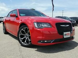 2016 Chrysler 300 S | PANO ROOF | LEATHER | BACK UP CAM |