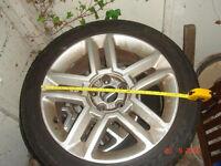 Parts - Renault Laguna 2005 inc New tyres, Alloys, Towbar
