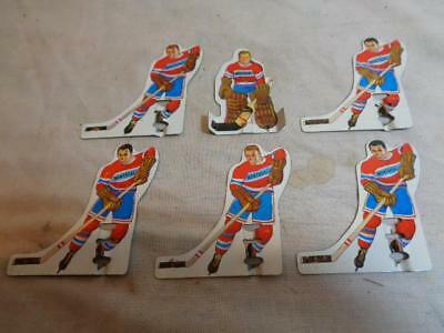 Munro 991 Table Hockey Game Montreal Canadien Canadian NHL Metal Player Team Set for sale  East Berlin