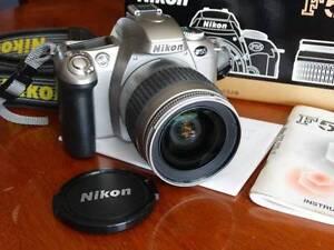 Nikon F55 Film SLR Old Beach Brighton Area Preview