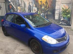 2009 Nissan Versa 1,8 L SL AUTOMATIQUE