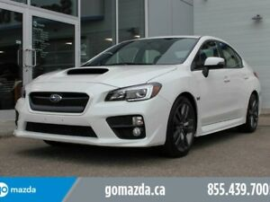 2016 Subaru WRX SPORT TECH LEATHER SUNROOF NAV LOW KMs VERY NICE