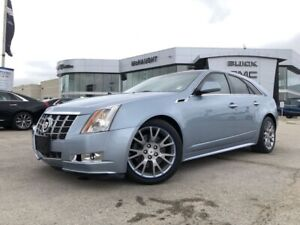 2013 Cadillac CTS Wagon Premium Touring Package 3.6L AWD