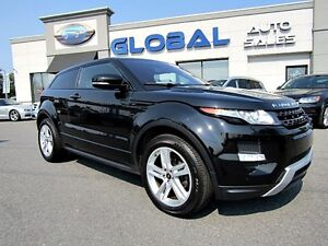 2013 Land Rover Range Rover Evoque Dynamic Premium 3-Door COUPE