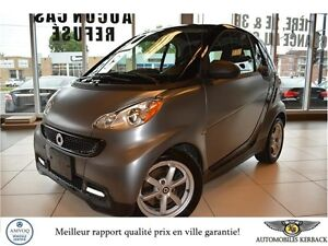 2014 Smart fortwo Passion Navi/ToitPano/Mags $157/MOIS Balance G