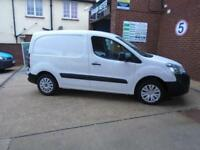 Citroen Berlingo 1.6 Bluehdi 625Kg Enterprise 75Ps DIESEL MANUAL WHITE (2016)