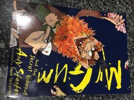 Mr Gum and the Secret Hideout book
