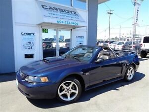 2003 Ford Mustang GT V8 Convertible, Extra Clean!!