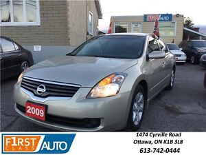 2009 Nissan Altima 2.5 S - Only 78 000 KM! - NO ACCIDENTS!!!